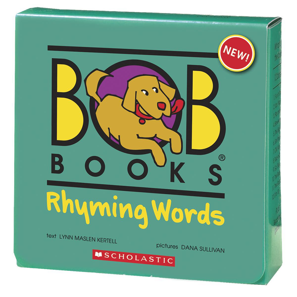 Bob Books®: Rhyming Words Boxed Set