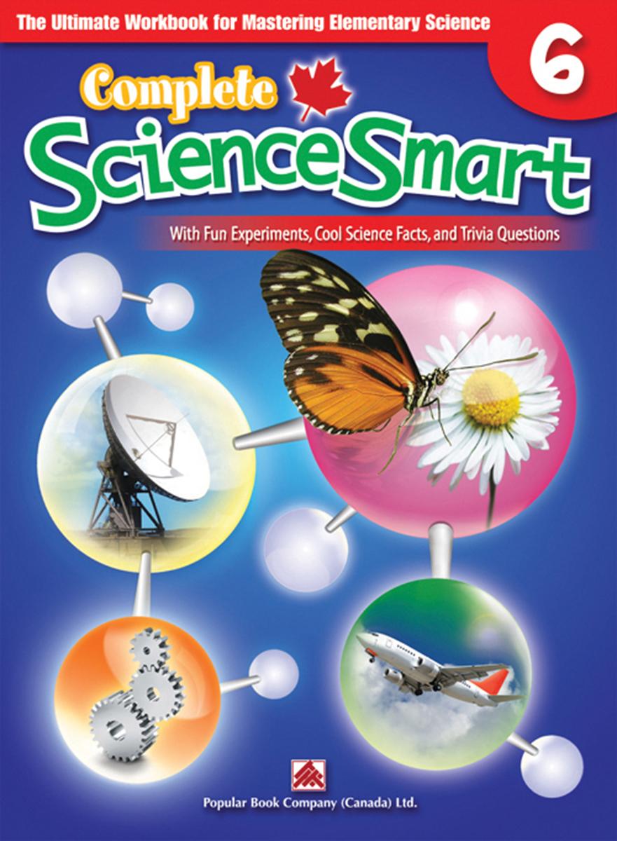 Complete ScienceSmart Grade 6