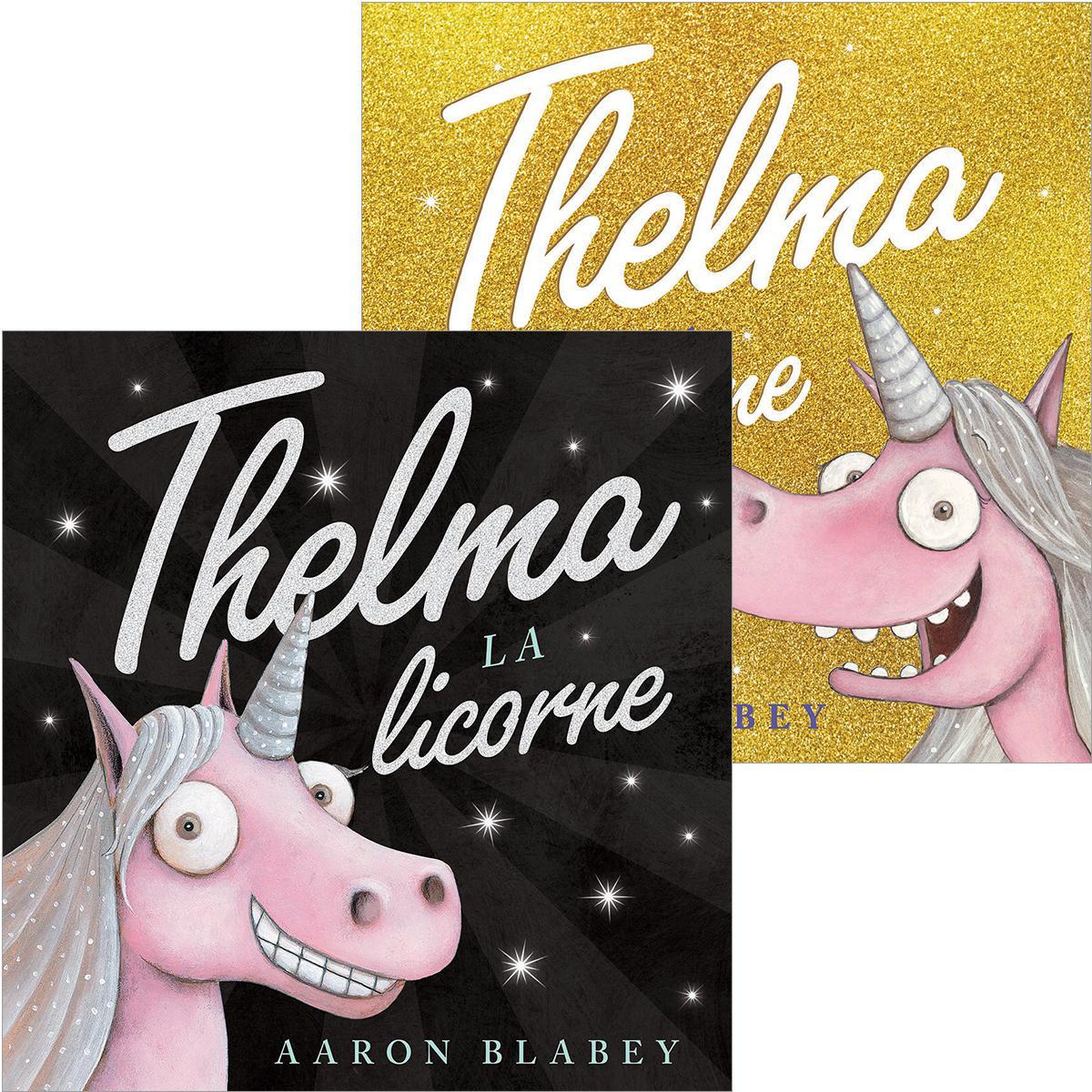Duo Thelma la licorne