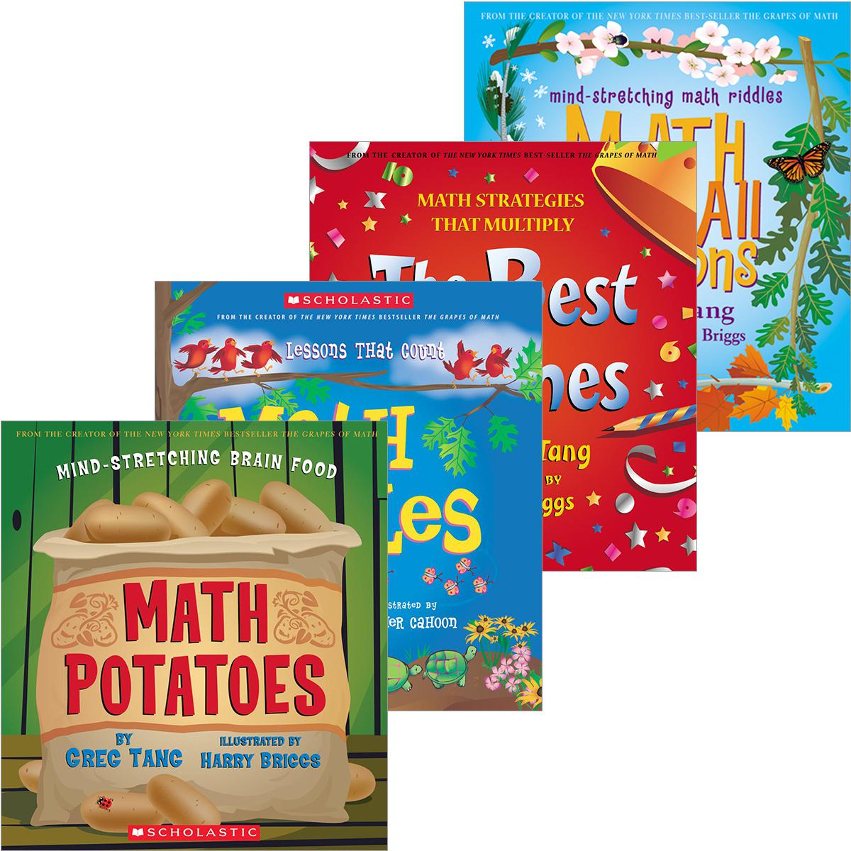 Greg Tang Math Value Pack