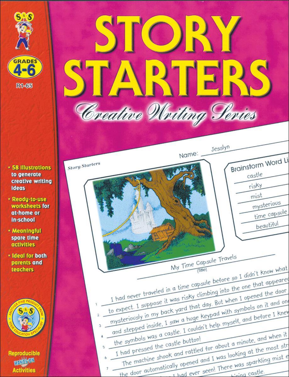 Story Starters Grades 4-6