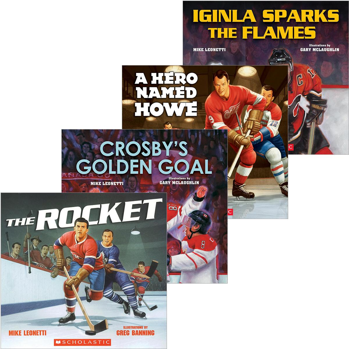 Heroes of NHL Picture Book Value Pack