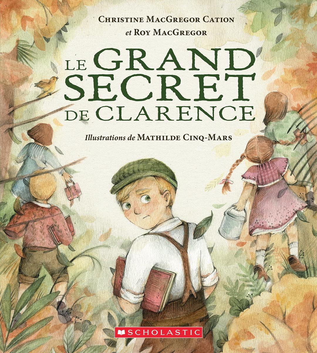 Le grand secret de Clarence