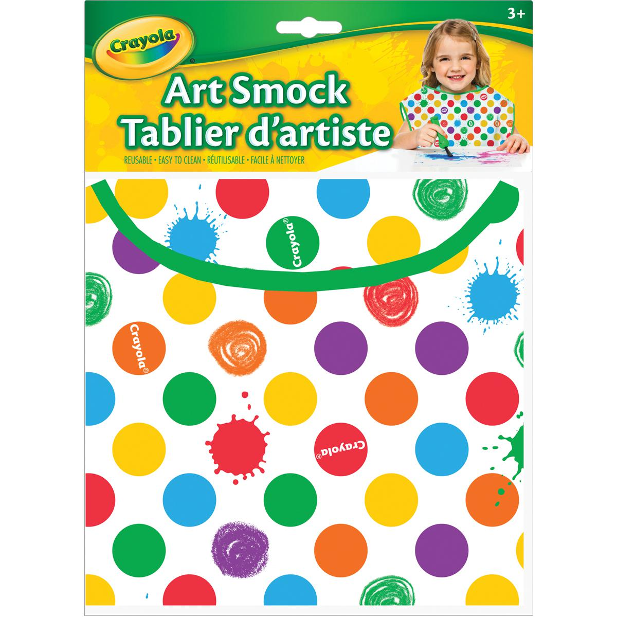 Crayola® Art Smock 10-Pack