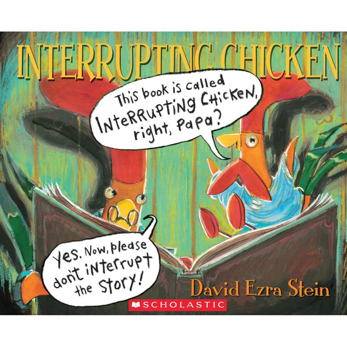 Interrupting Chicken 10-Pack