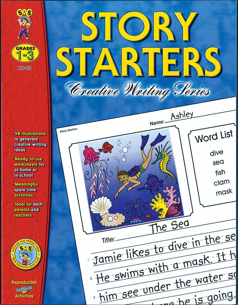 Story Starters Grades 1-3