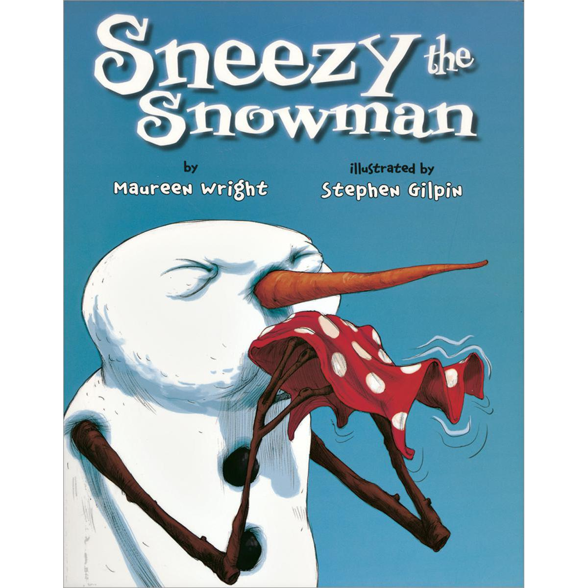 Sneezy the Snowman 10-Pack