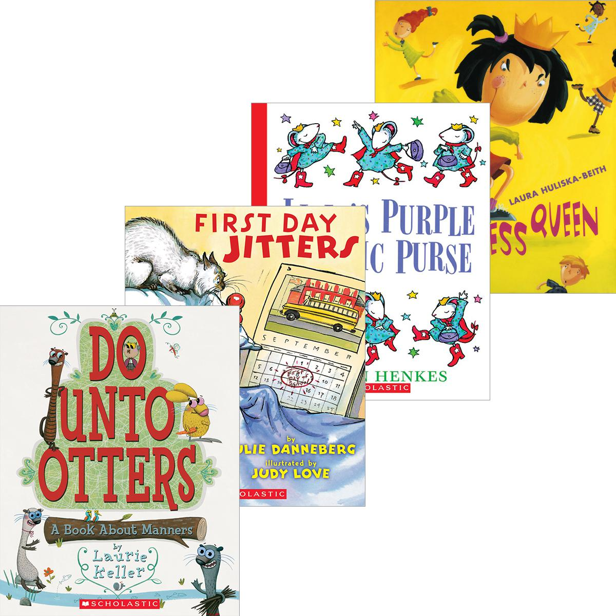 Best Back-to-School Read-Alouds Value Pack