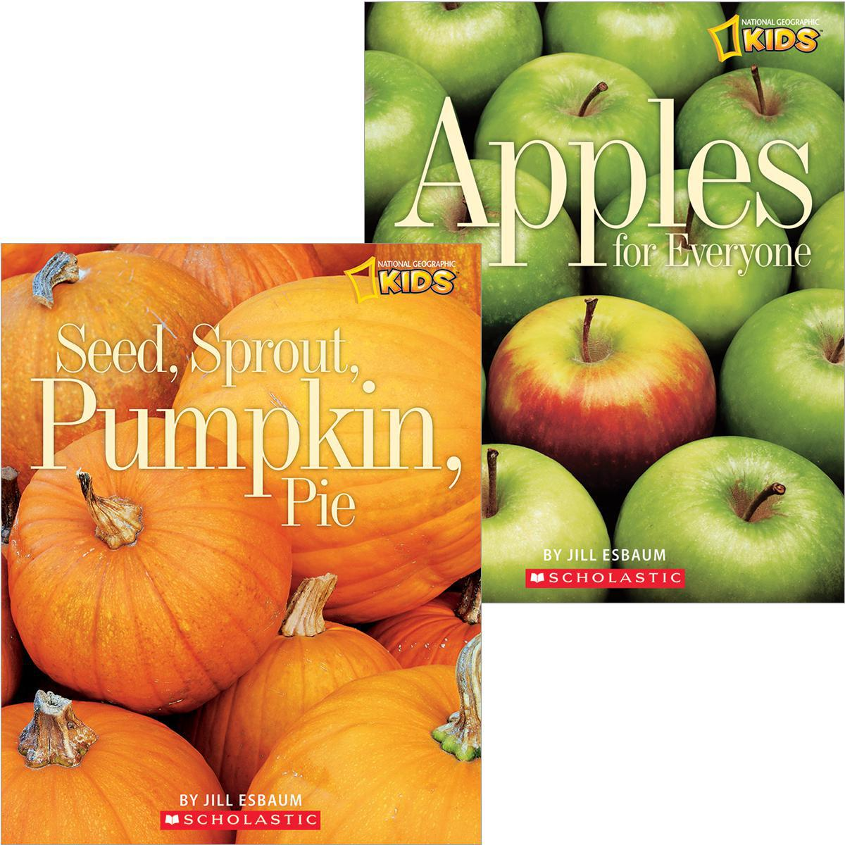 National Geographic Kids: Apples and Pumpkins Pack