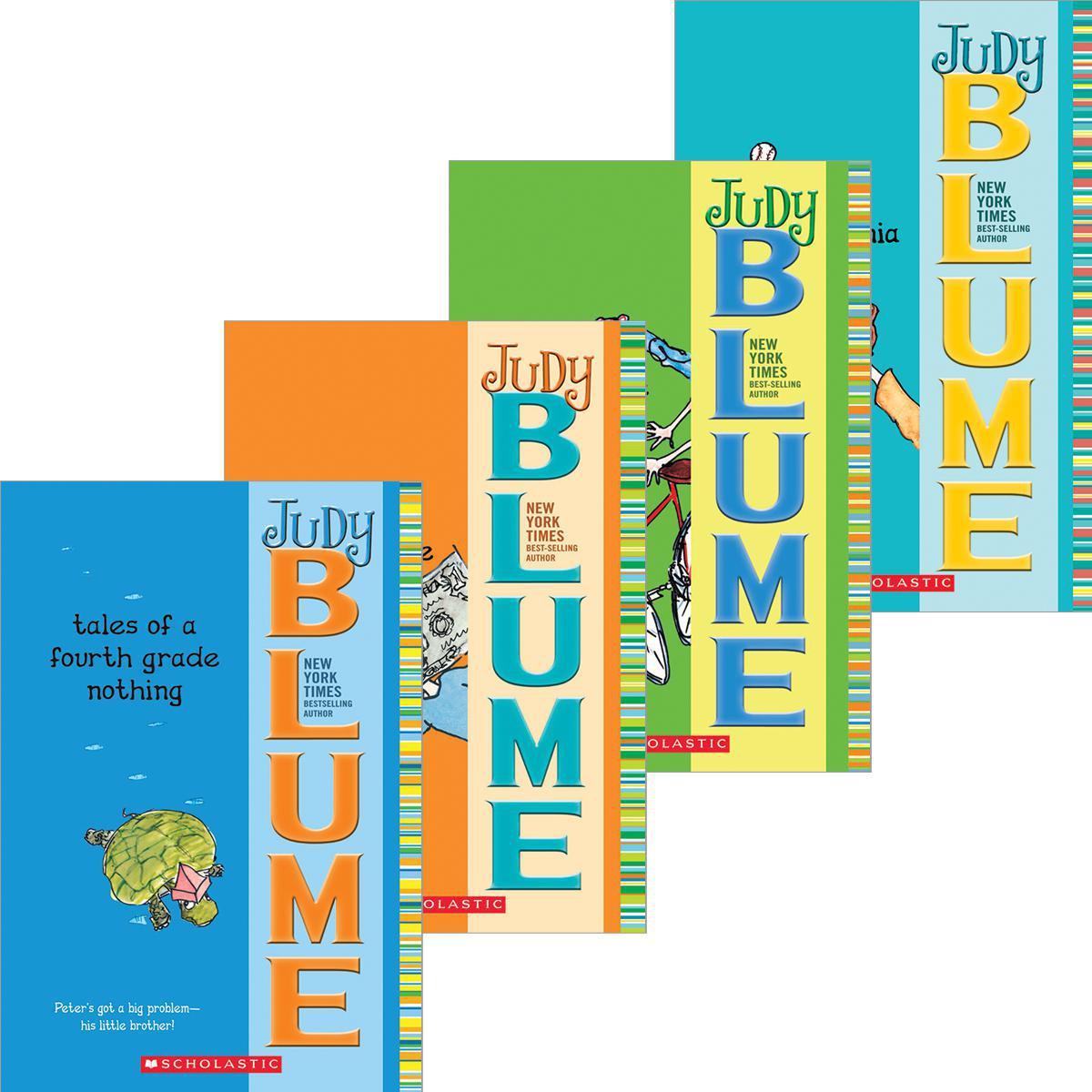 Judy Blume Value Pack