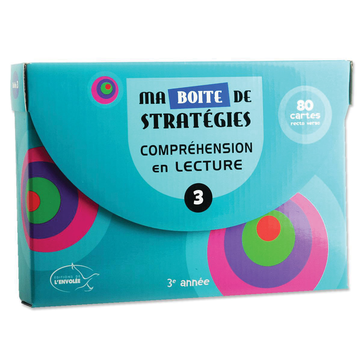 Ma boîte de stratégies : Compréhension en lecture 3