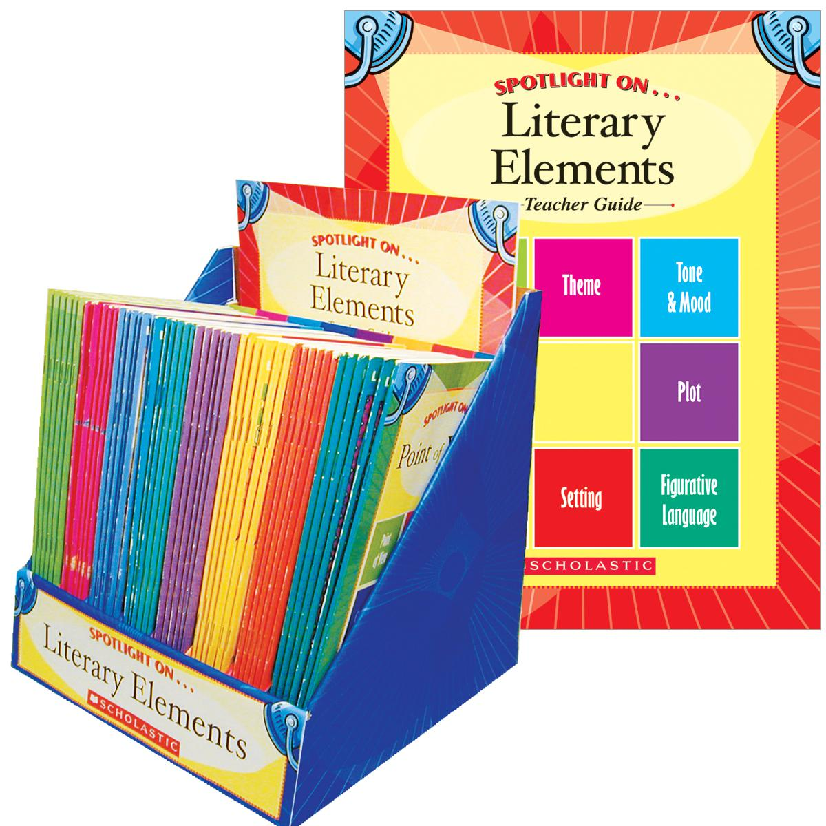 Spotlight On...Literary Elements Set
