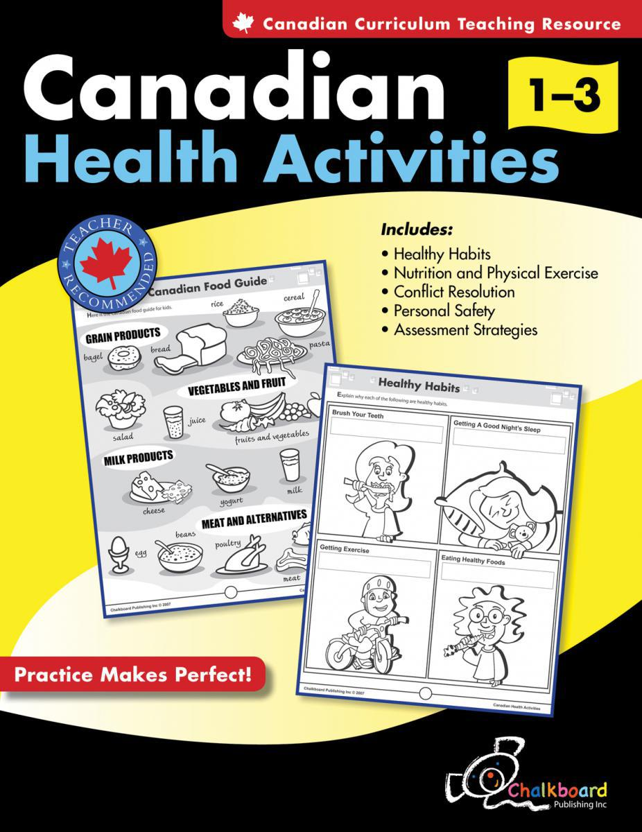 Canadian Health Activities Gr. 1-3