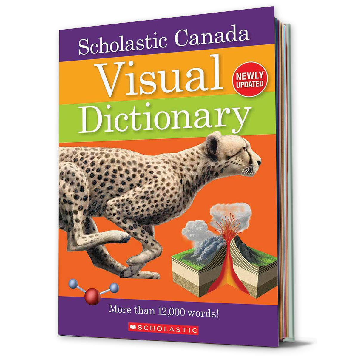 Scholastic Canada: Visual Dictionary