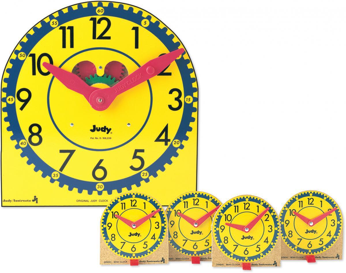 Ensemble d'horloges