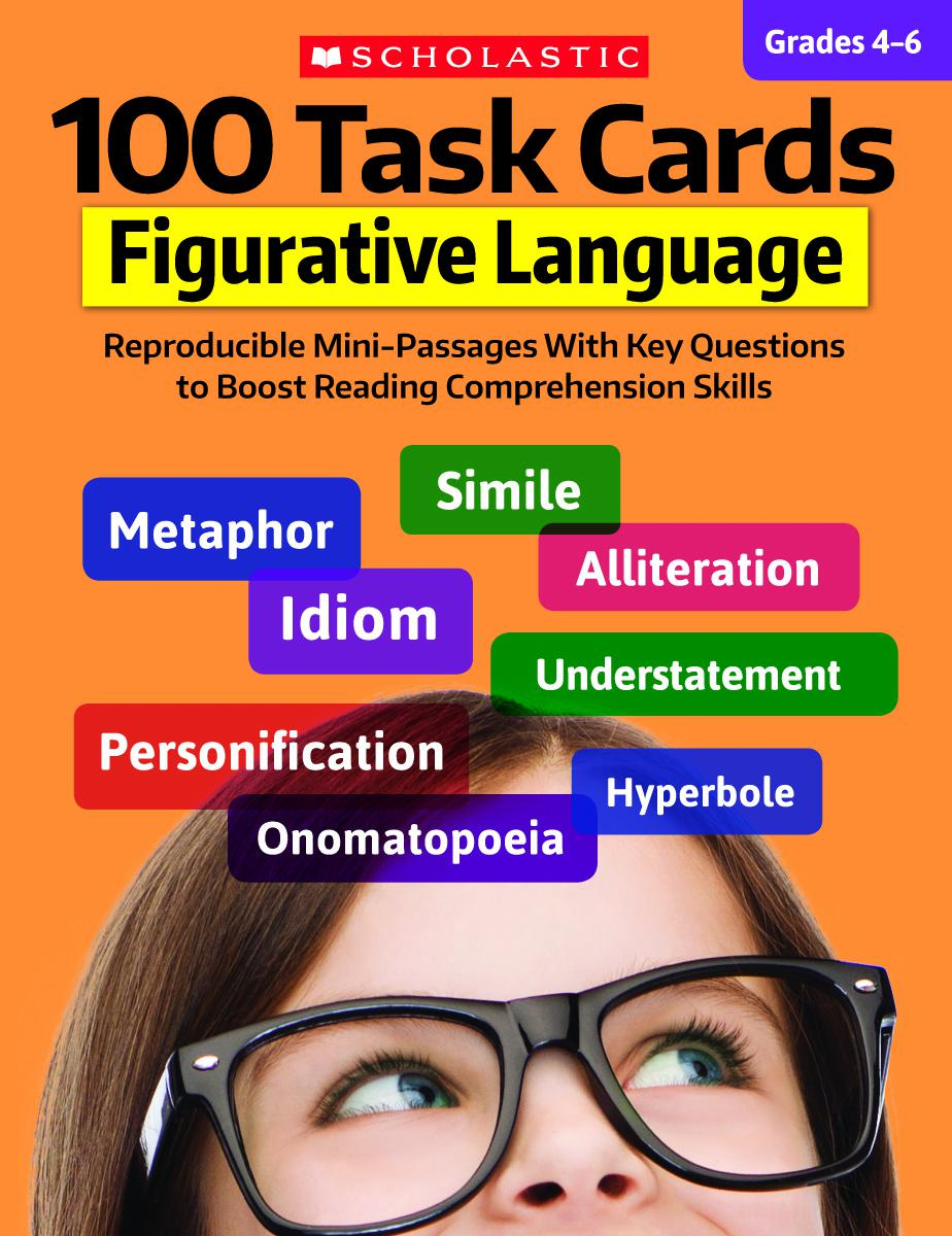 100 Task Cards: Figurative Language