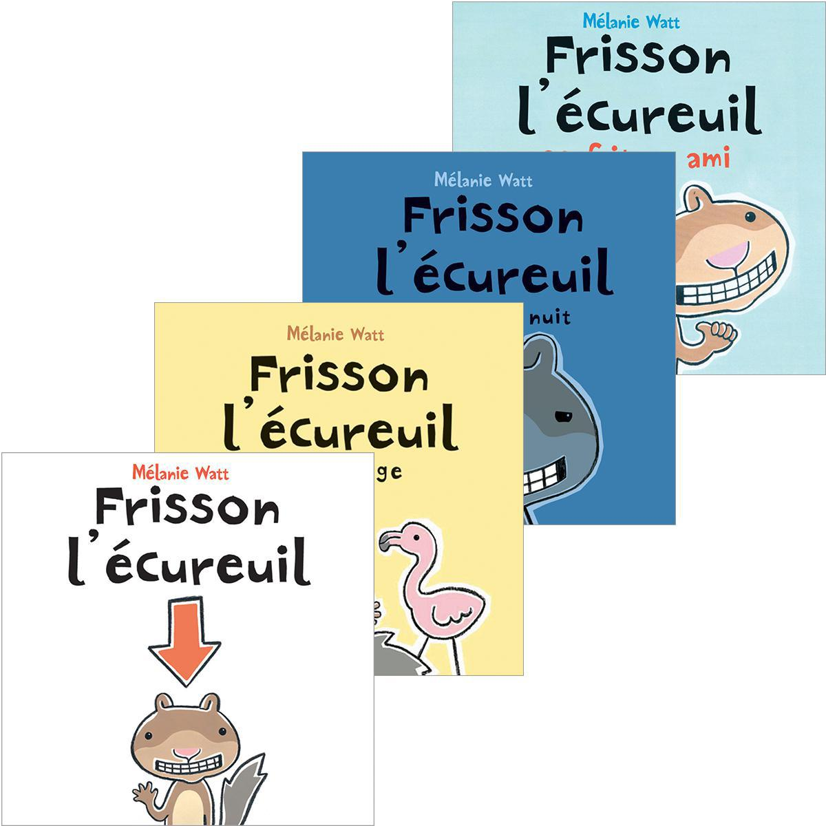 Collection Frisson l'écureuil