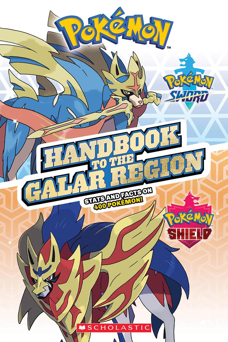 Pokemon: Handbook to the Galar Region