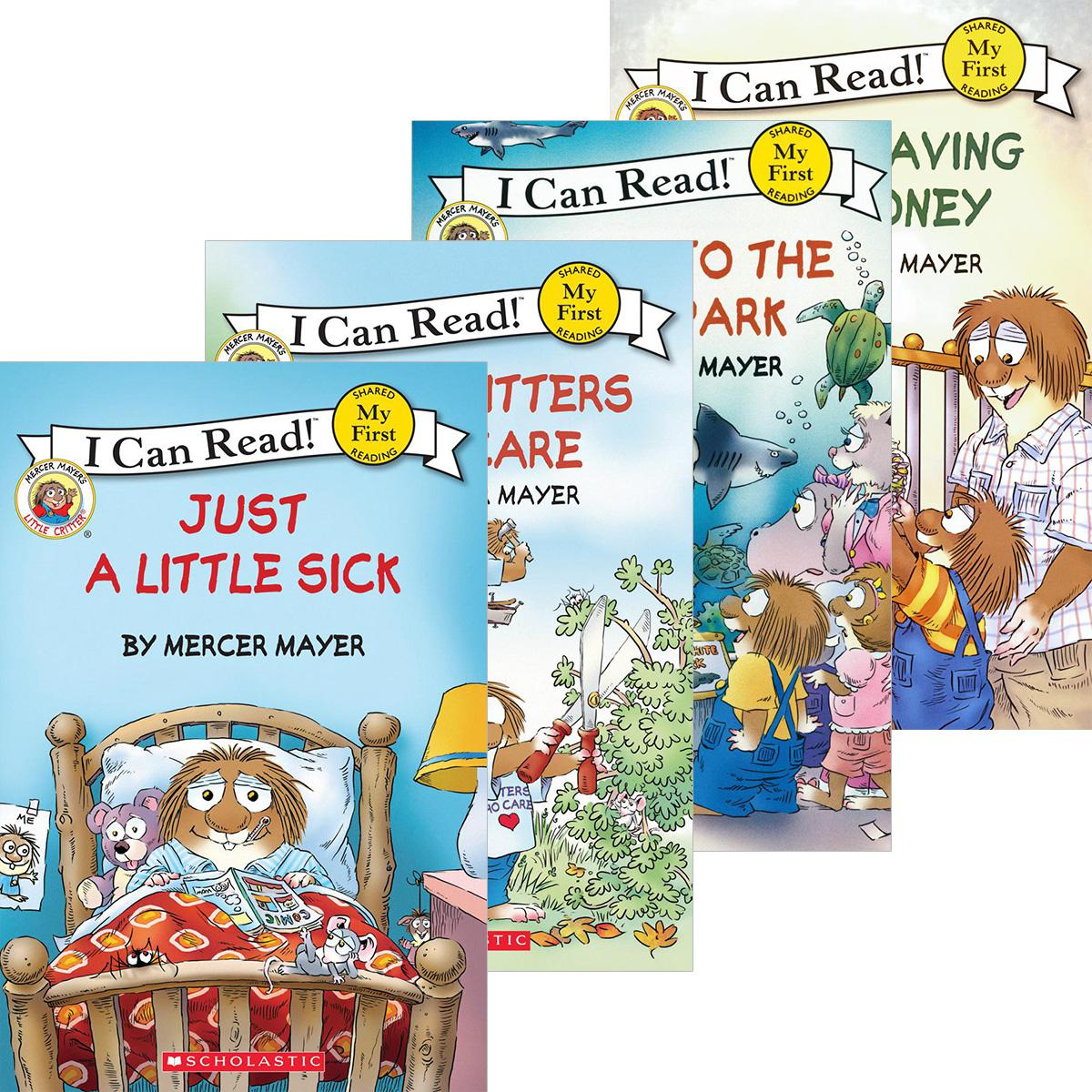 Little Critter® Reader Pack