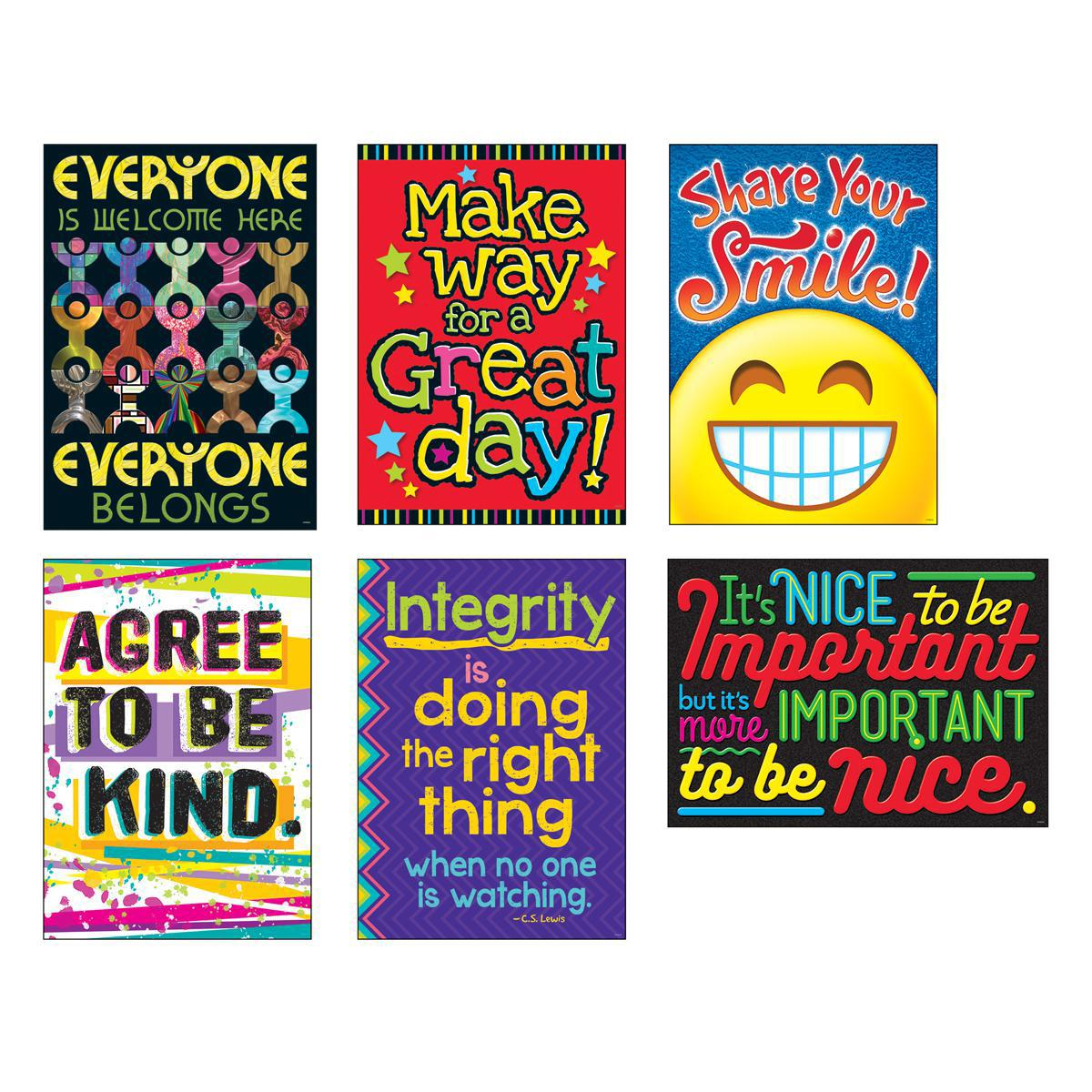 Argus® Kindness Matters Poster Combo Pack