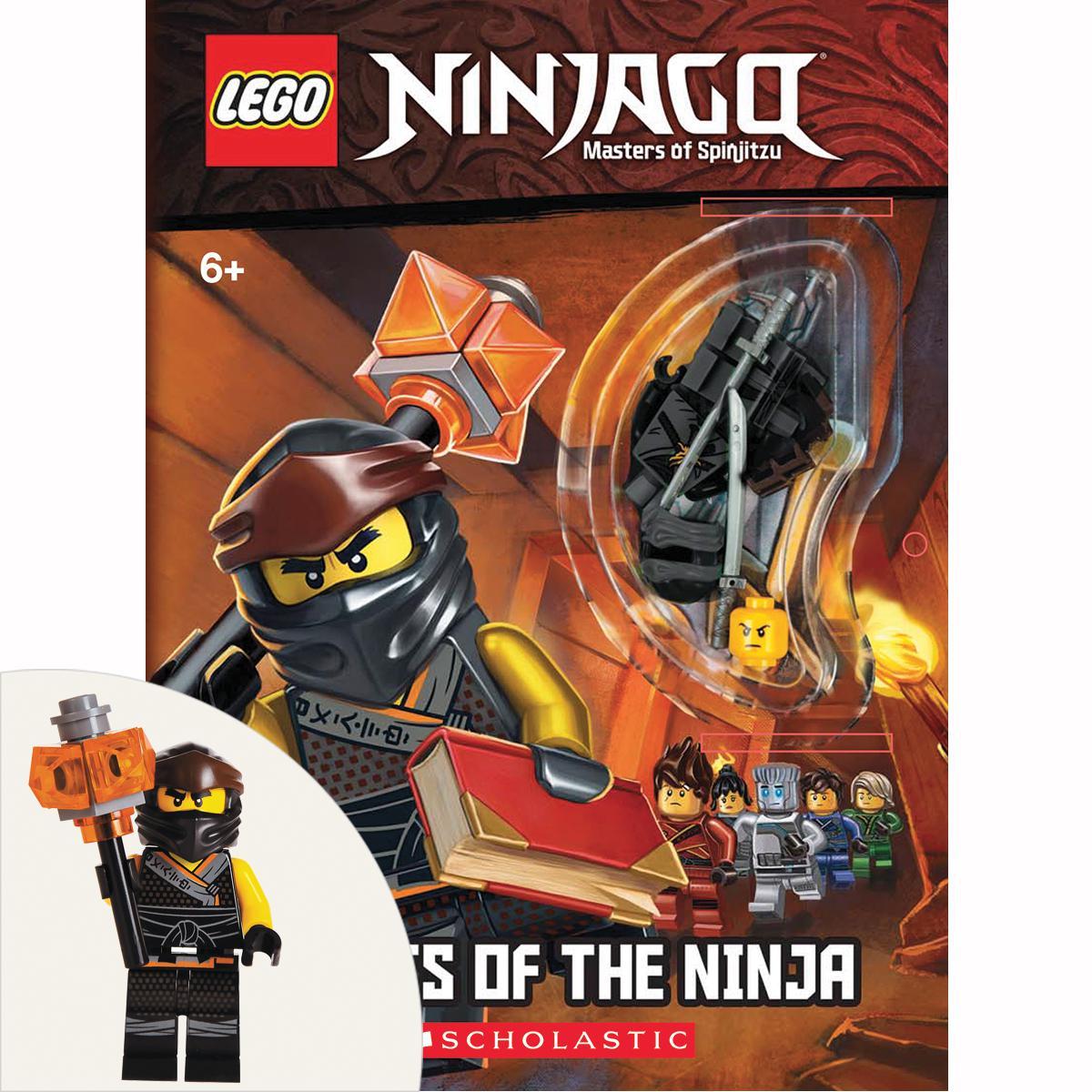 LEGO® NINJAGO®: Secrets of the Ninja