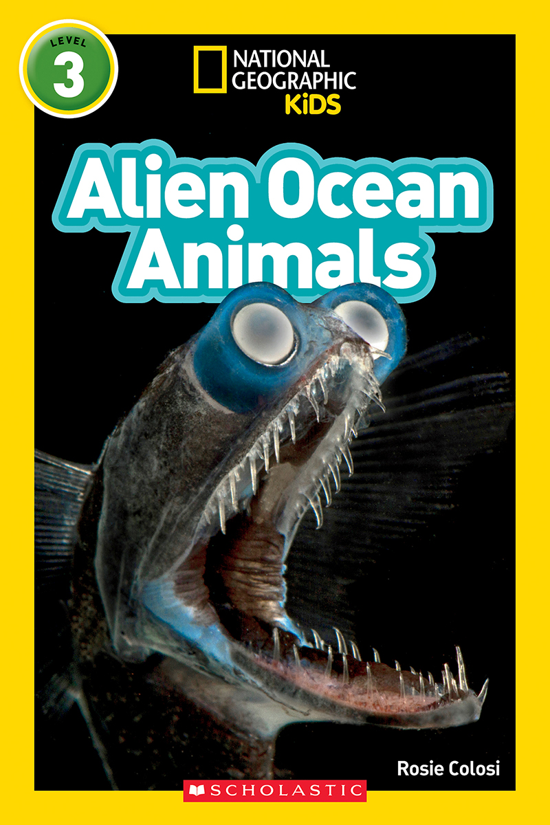 National Geographic Kids: Alien Ocean Animals