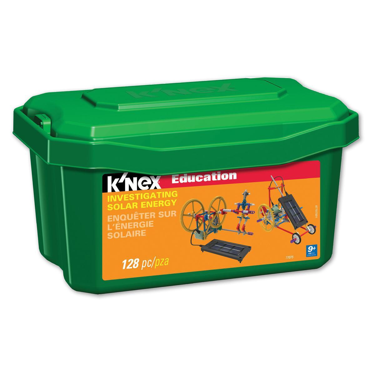 K'Nex® Énergie solaire