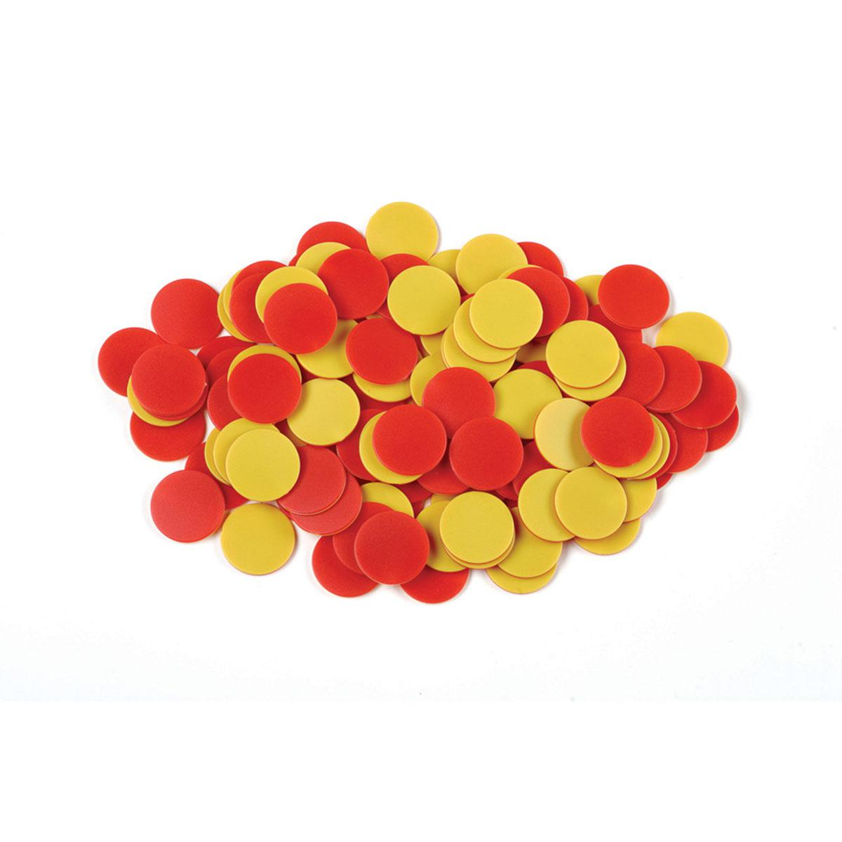 Two-Color Counters Set of 2000
