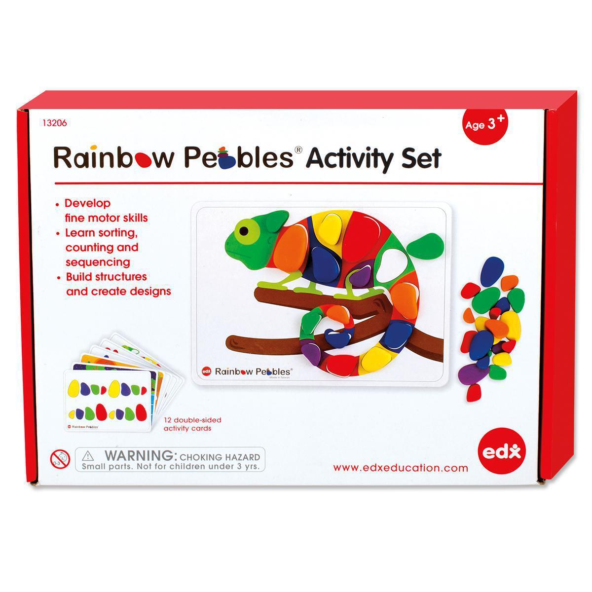 Rainbow Pebbles® Activity Set