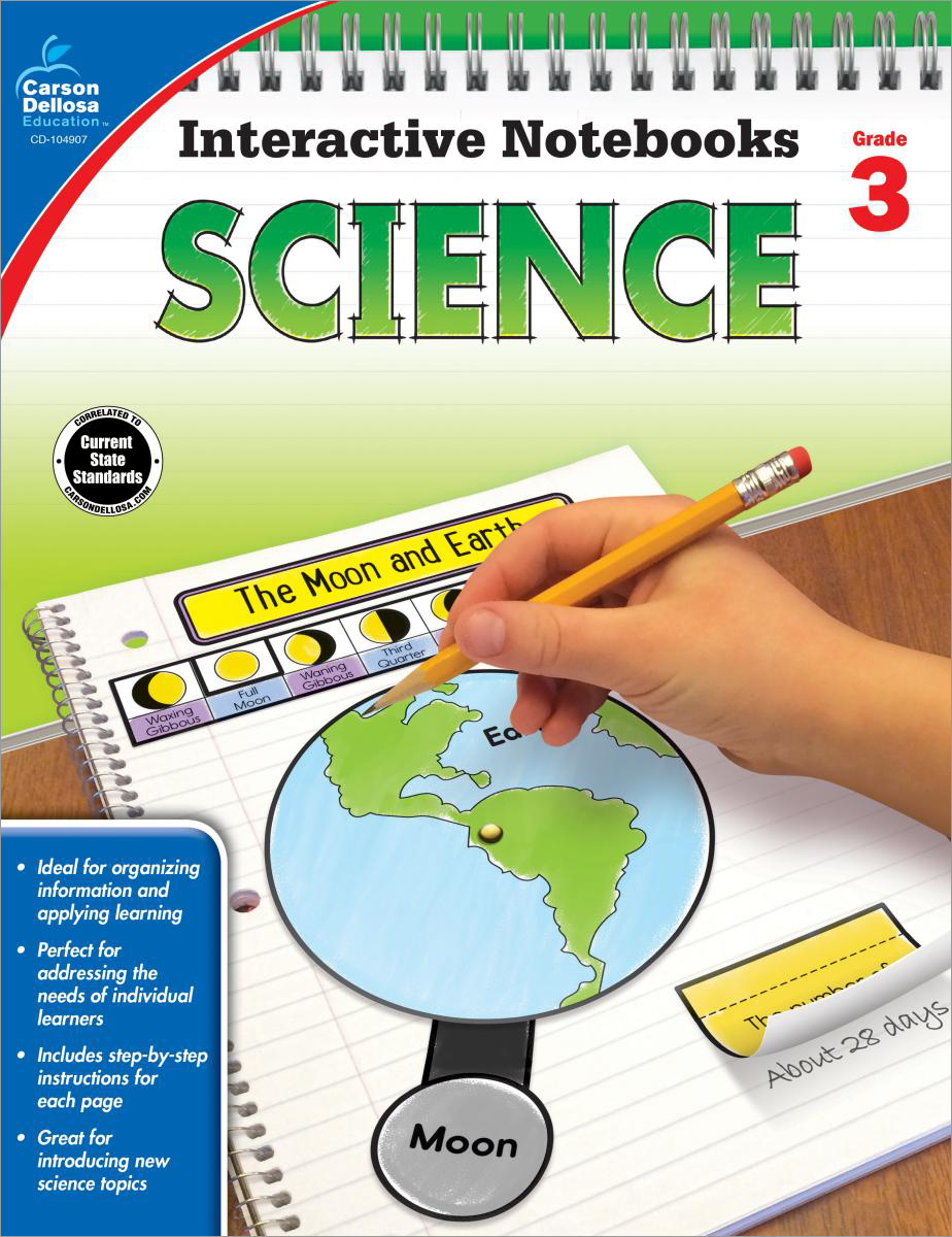 Interactive Notebooks: Science Grade 3