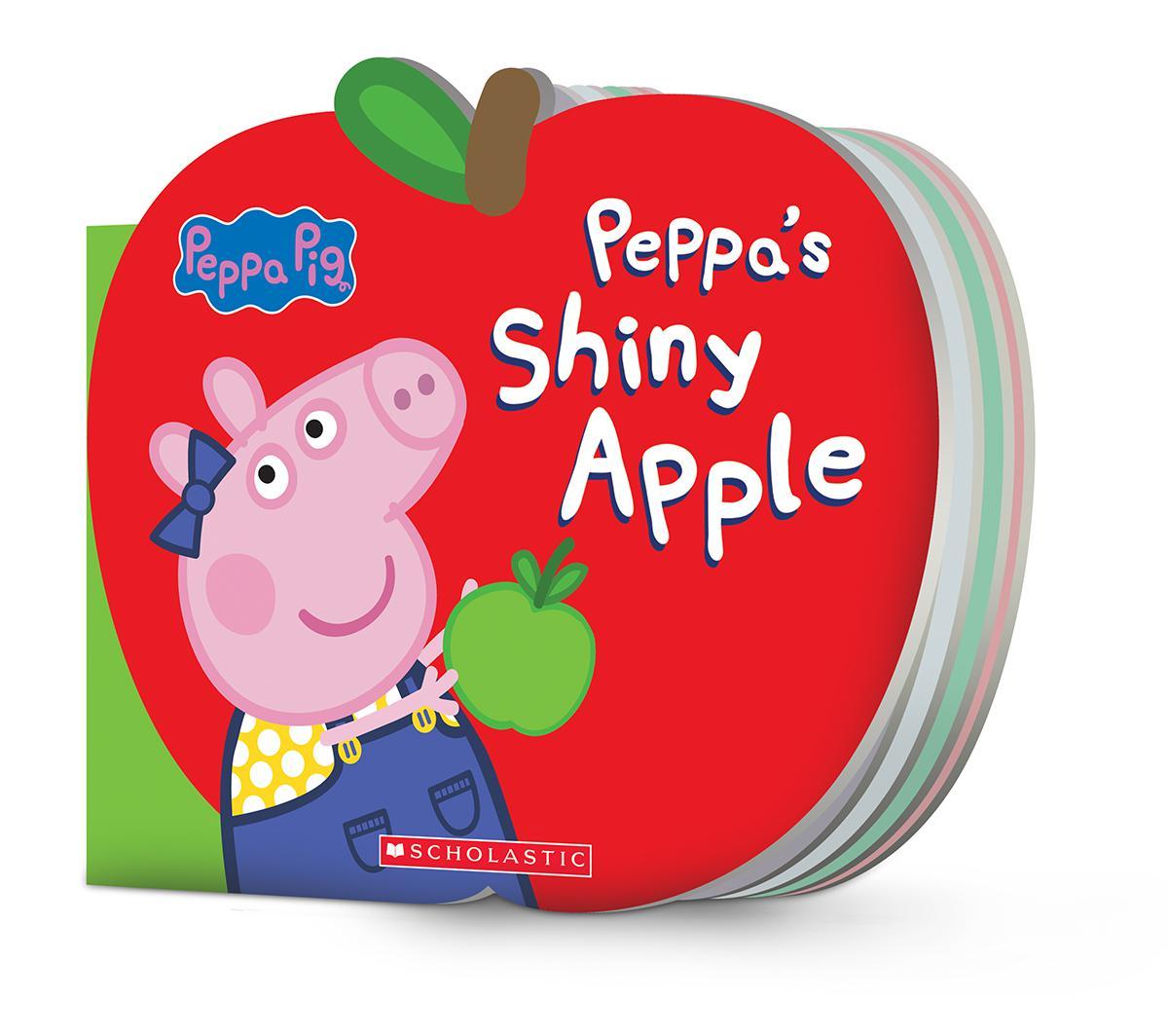 Peppa Pig: Peppa's Shiny Apple