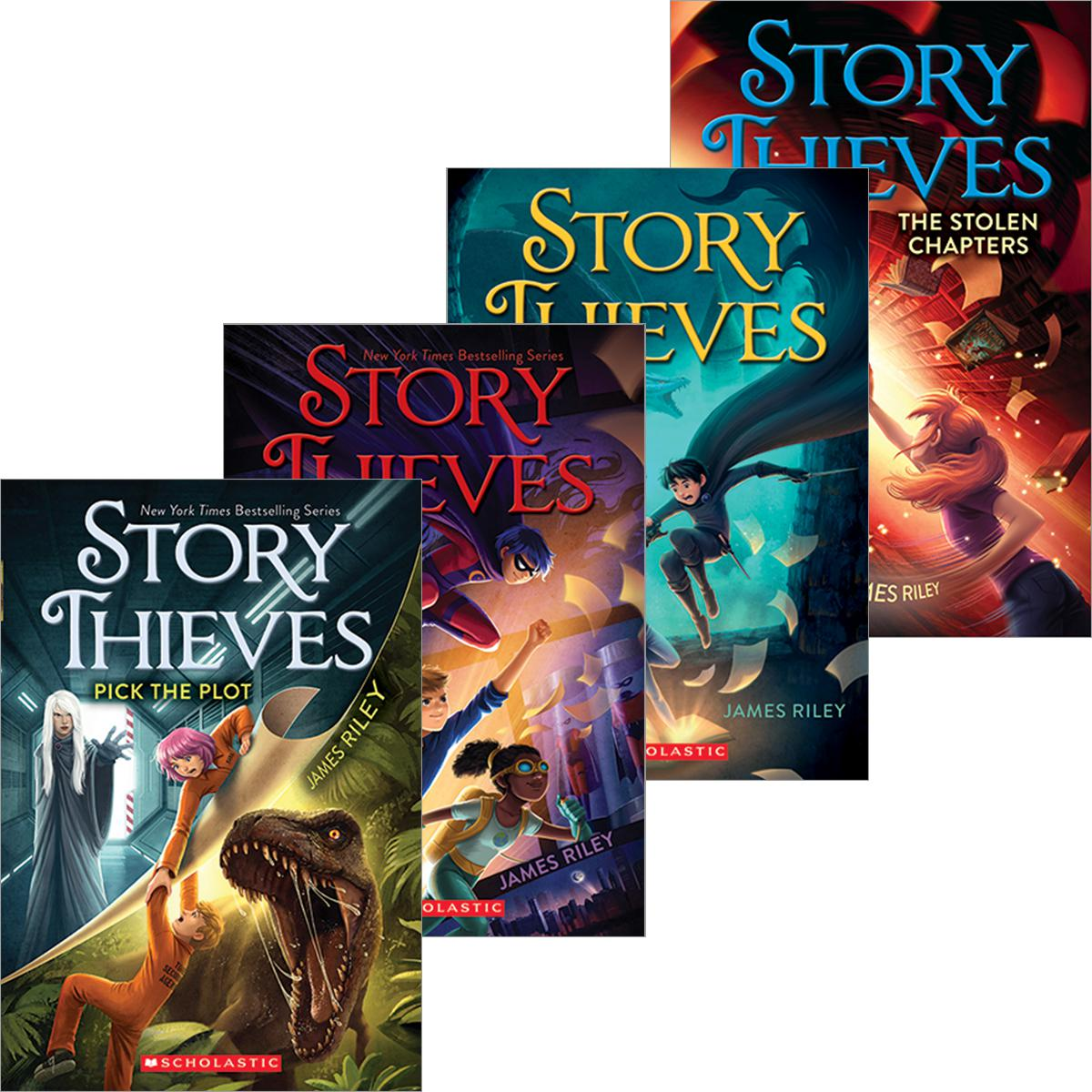 Story Thieves #1 - #5 Pack
