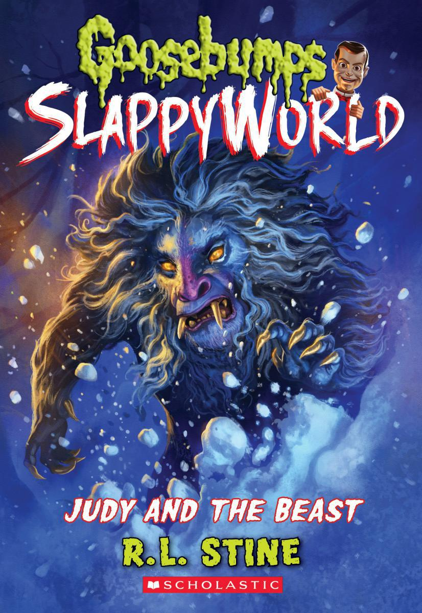 Goosebumps Slappyworld #15: Judy and the Beast