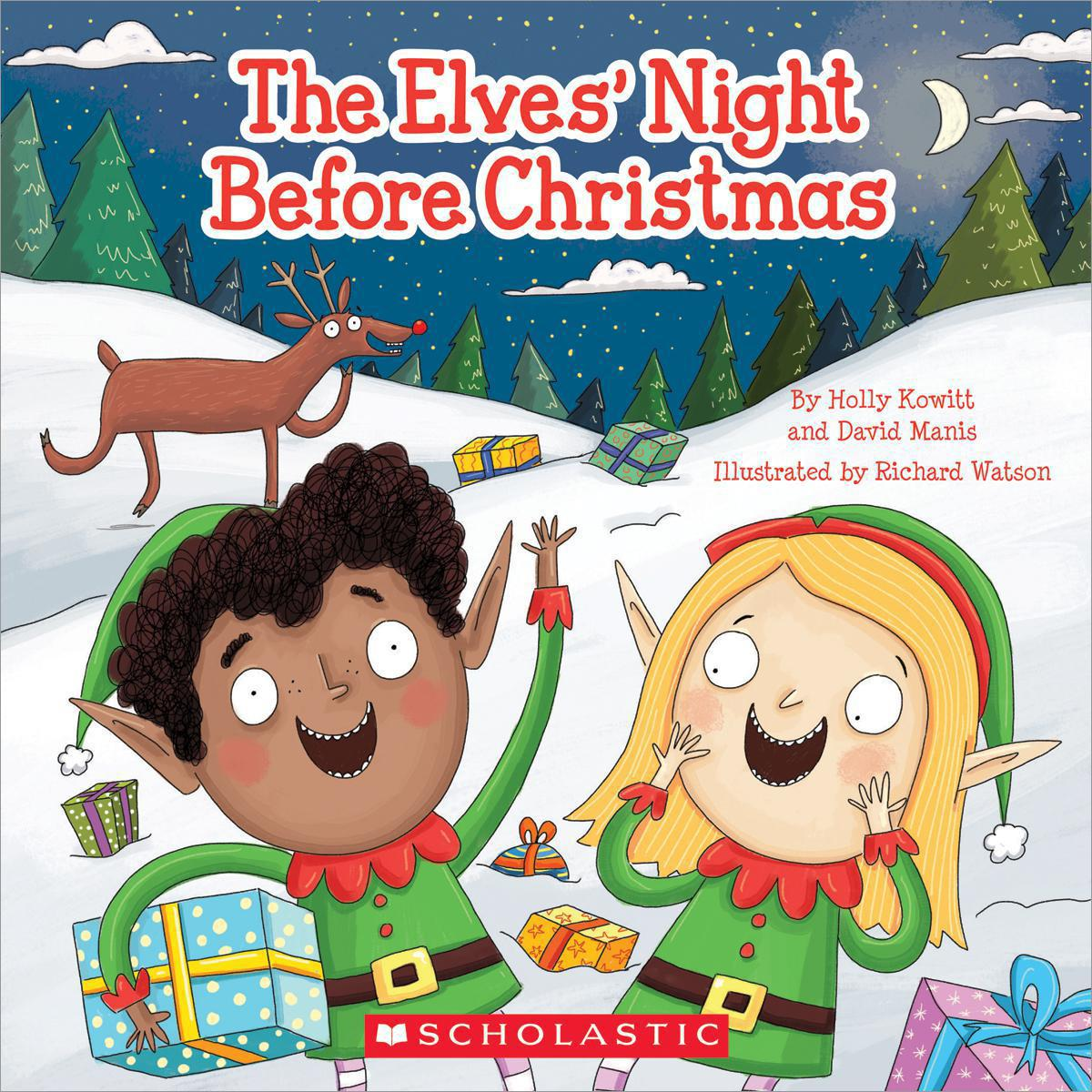 The Elves' Night Before Christmas 10-Pack