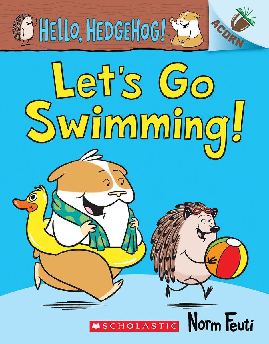 Hello, Hedgehog! #4: Let's Go Swimming!