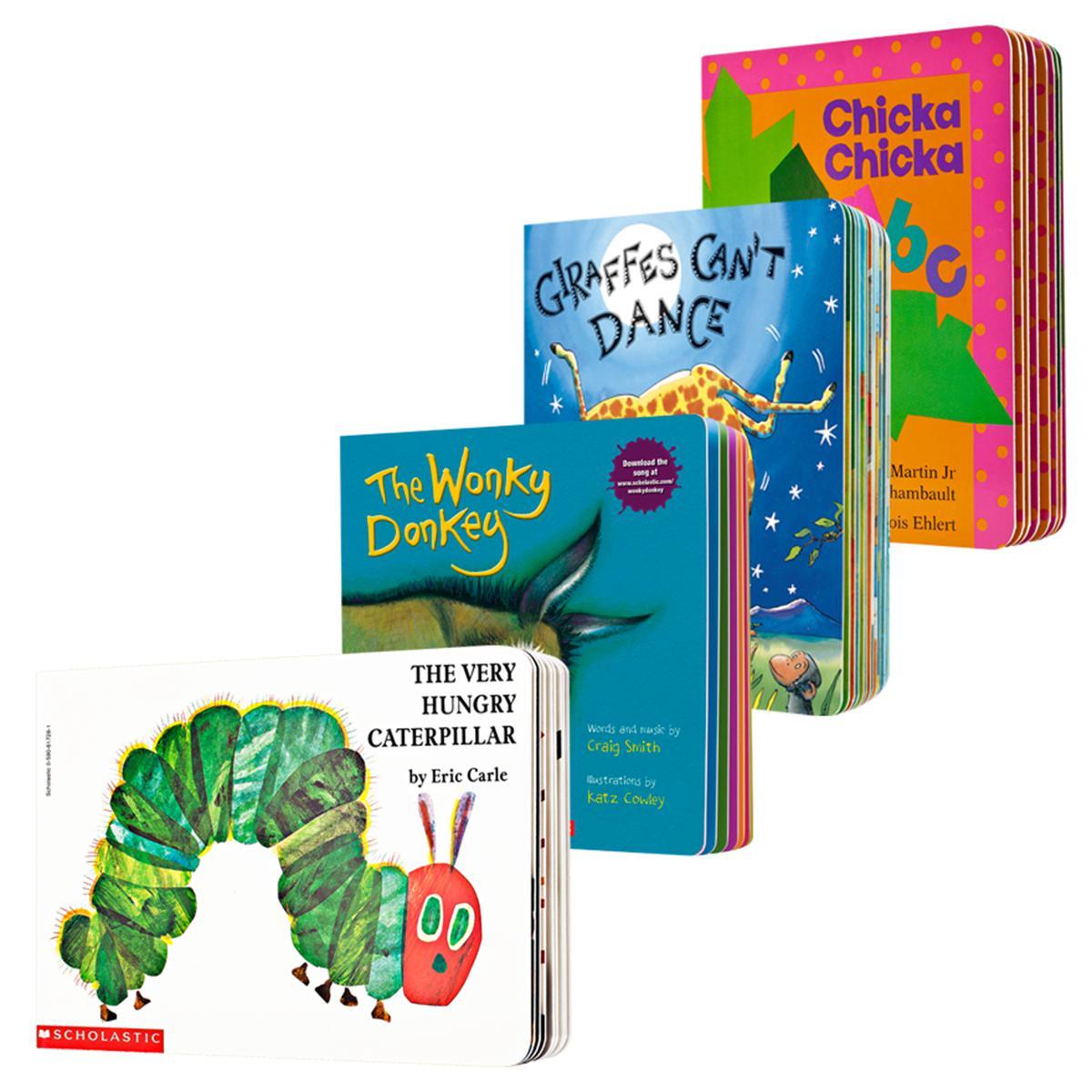 Board Book Favorites Pack