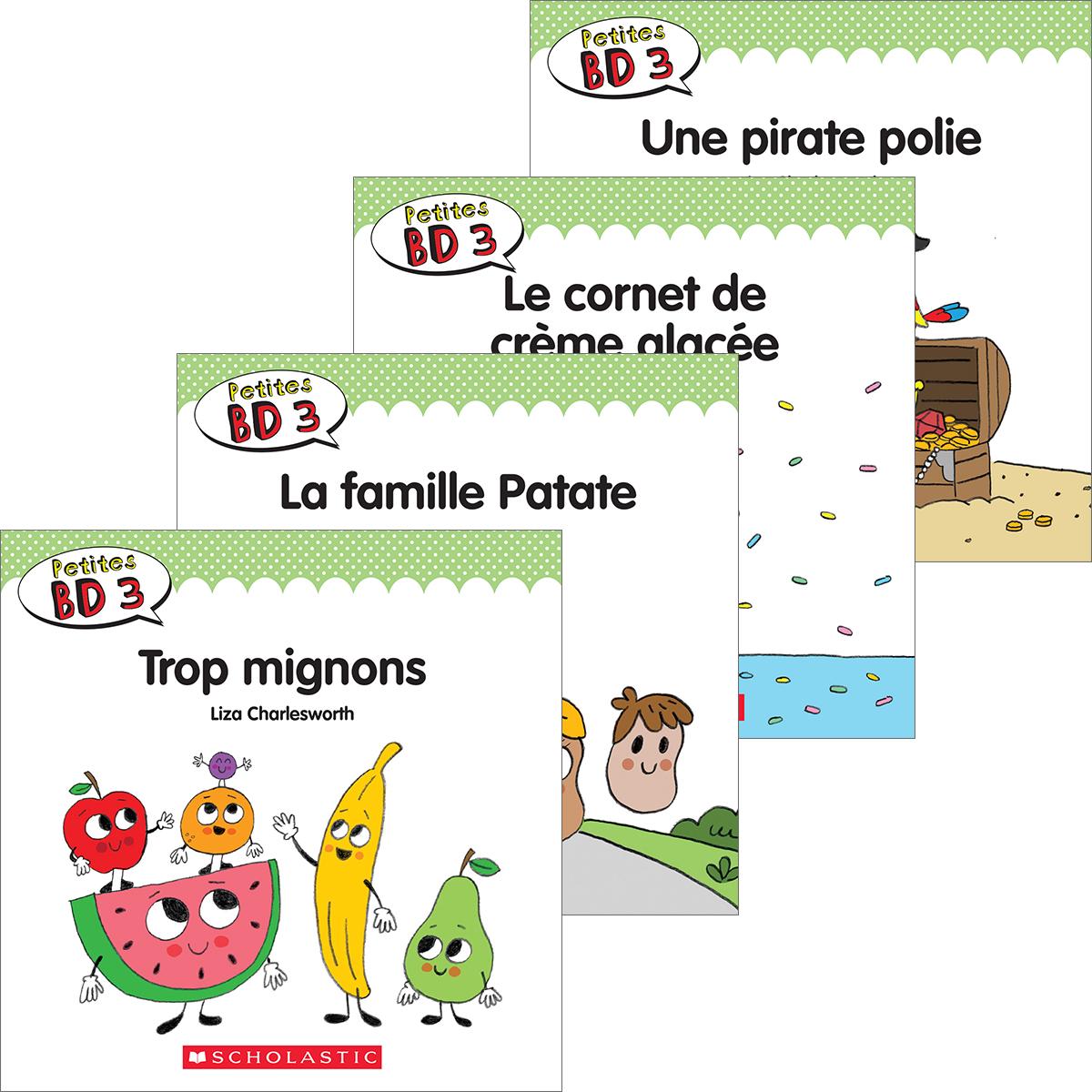 Petites BD Serie 3
