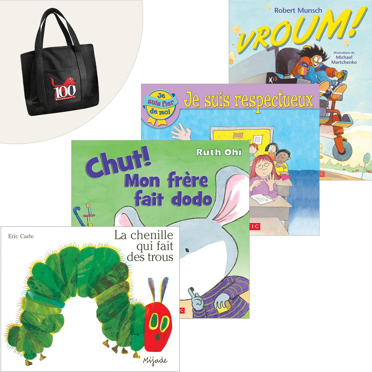 French Instant Classroom Library Grades K-2
