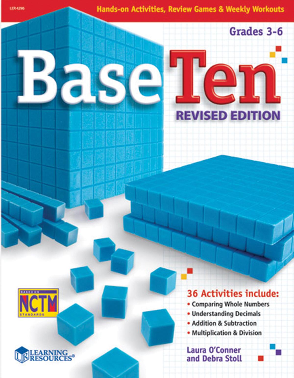 Interlocking Base Ten Class Set