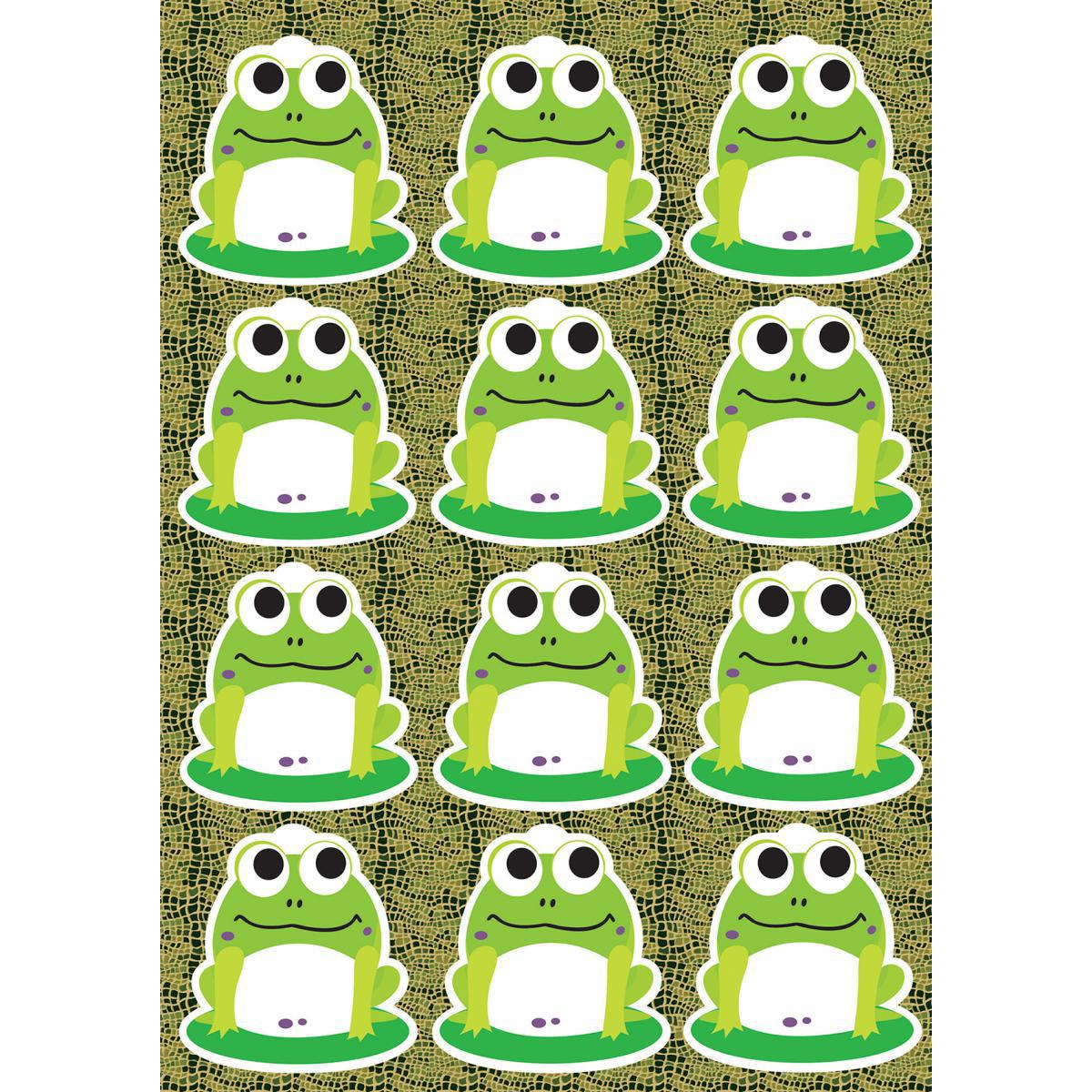 Frogs Die-Cut Magnetic Accents