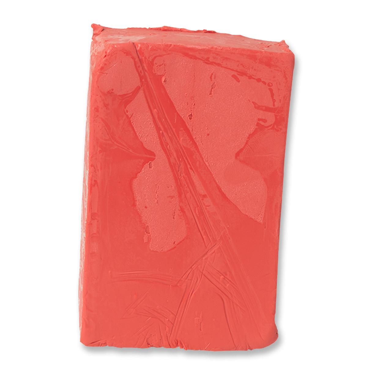 Pâte à modeler : rouge