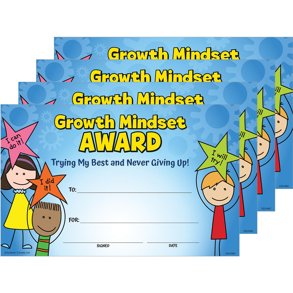 Growth Mindset Awards