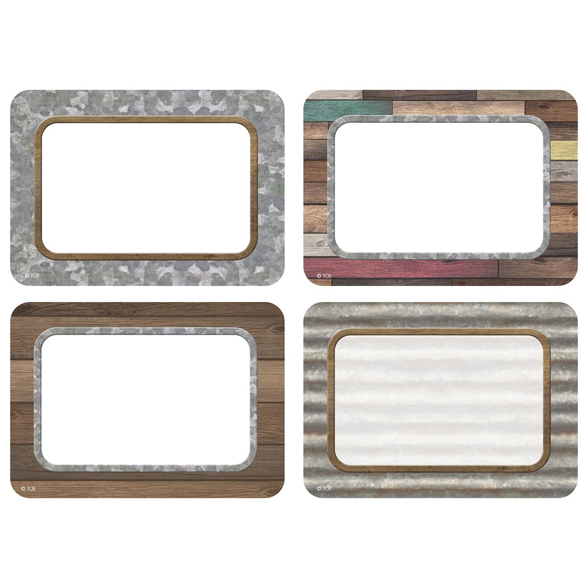 Home Sweet Classroom Name Tags/Labels Multi-Pack