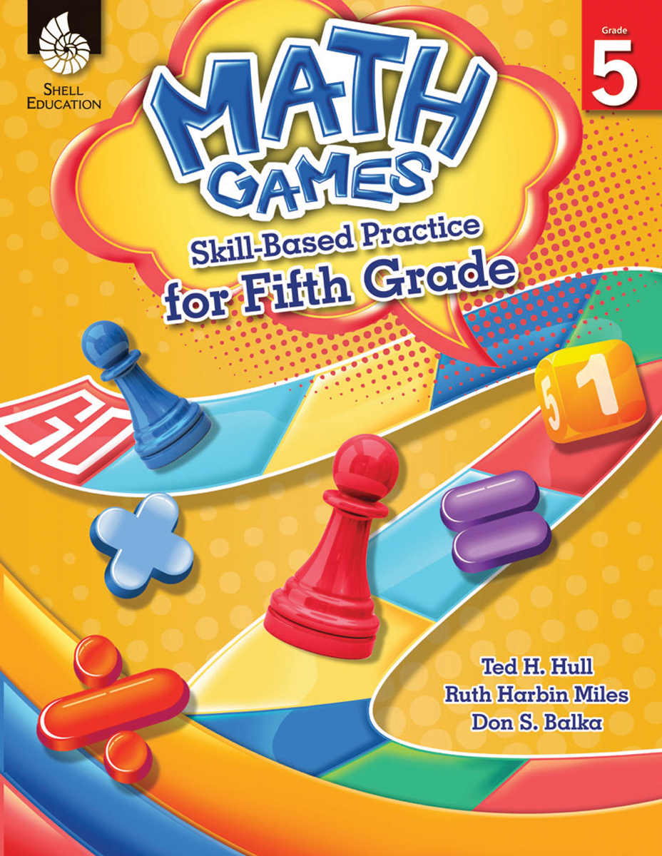 Math Games: Skill-Based Practice for Fifth Grade