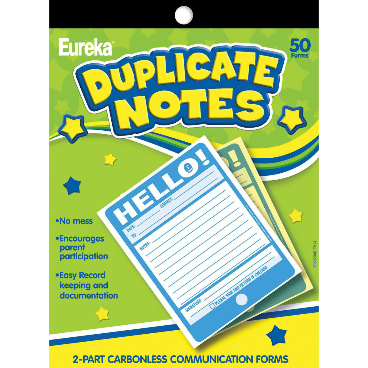 Duplicate Notes: Hello!