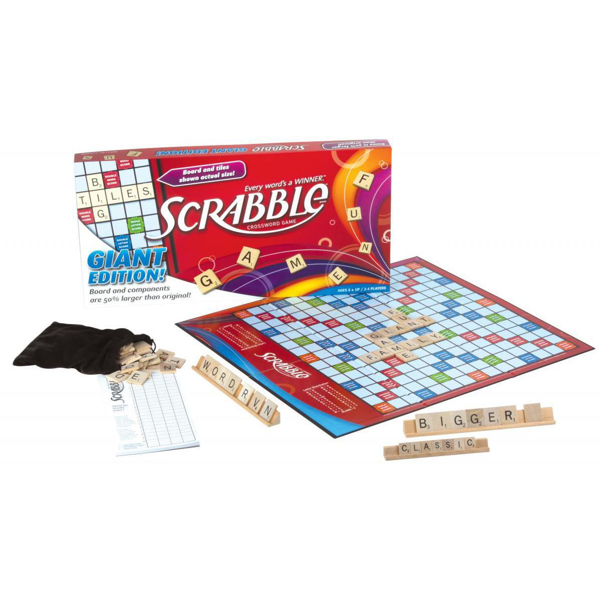 Giant Scrabble®