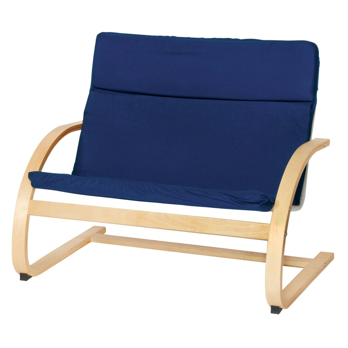 Children's Couch: Blue
