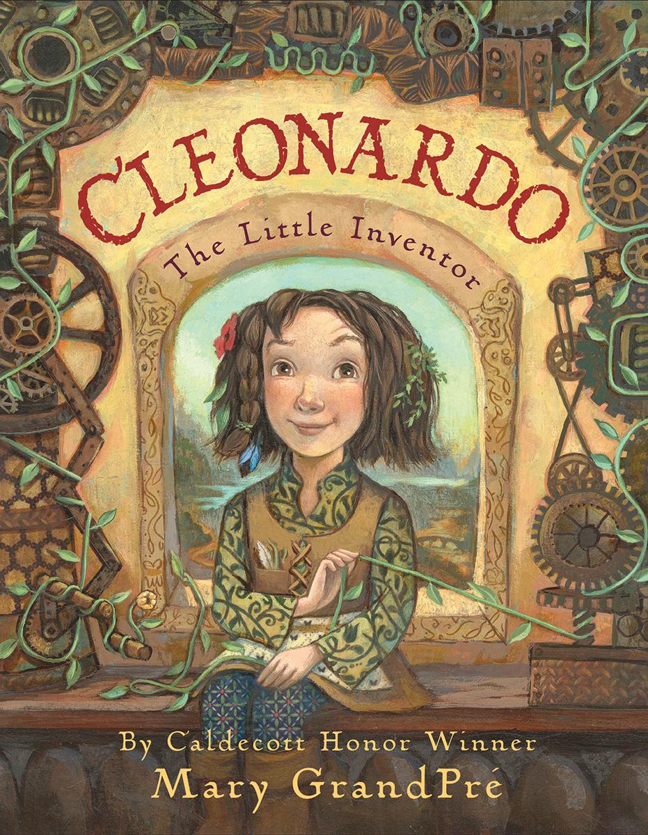 Cleonardo: The Little Inventor