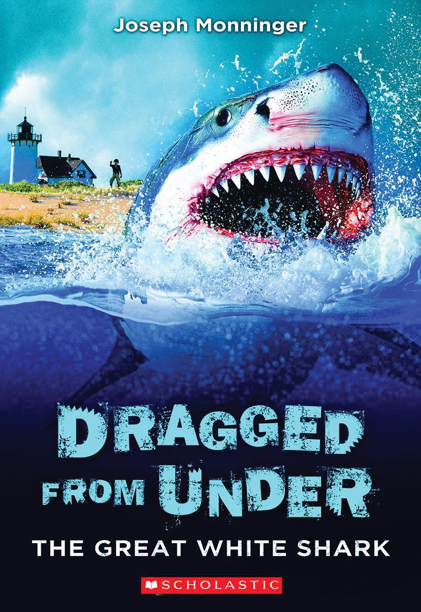 Dragged from Under #2: The Great White Shark