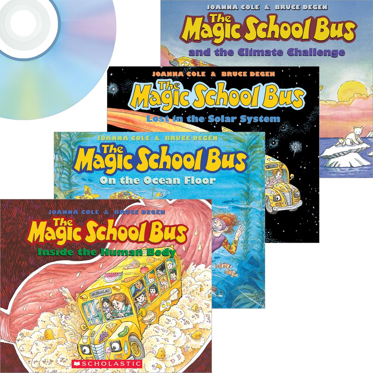 The Magic School Bus 5-Pack